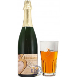 3 Fonteinen Geuze Doesjel 6° - 3/4L - Geuze Lambic Fruits -