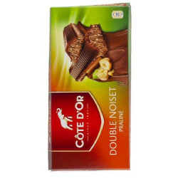 Buy-Achat-Purchase - Côte d'Or Milk Hazelnuts-Lait Noisettes 2x200g - Cote d'Or - Cote D'OR