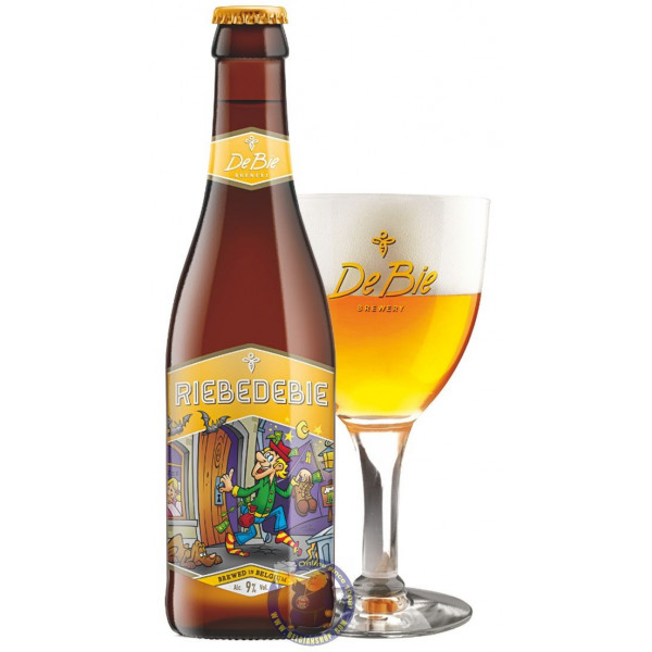 Buy-Achat-Purchase - Riebedebie 9° -1/3L - Special beers -