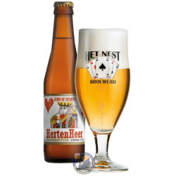 Buy-Achat-Purchase - Het Nest HertenHeer 6.5° - 1/3L - Special beers -