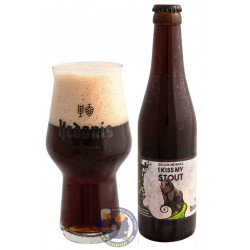 Buy-Achat-Purchase - Hedonis Excuse Me While I Kiss My Stout 6.2° - 1/3L - Special beers -