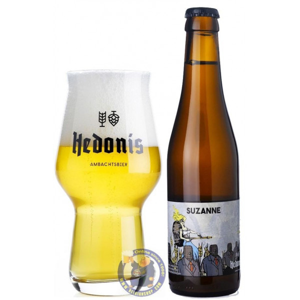 Buy-Achat-Purchase - Hedonis Suzanne 5° - 1/3L - Special beers -
