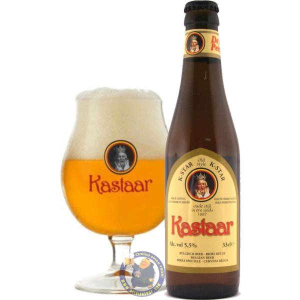 Kastaar 5.5° - 1/3L - Special beers -