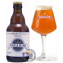Anglium Parfait 6.3° -1/3L - Special beers -
