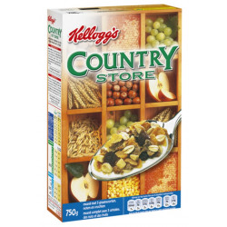 KELLOGG'S COUNTRY STORE 750g - Milk / Drinks Milky -