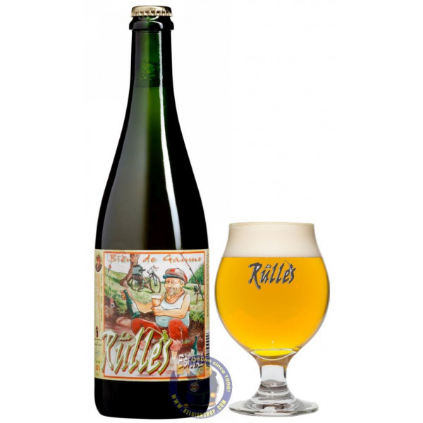 La Rulles Estivale 5.2° - 3/4L - Season beers -