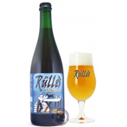 Buy-Achat-Purchase - La Rulles Saison XIII 5.3° - 3/4L - Season beers -