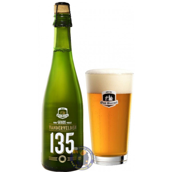 Buy-Achat-Purchase - Oud Beersel Oude Geuze Vandervelden 135 years - Geuze Lambic Fruits -