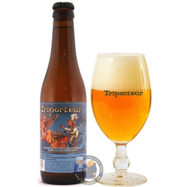 Triporteur From Heaven 6.2° - 1/3L - Special beers -