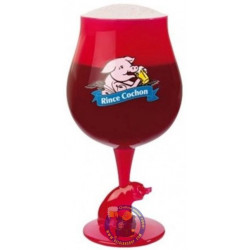 Buy-Achat-Purchase - Rince Cochon RED Glass - Glasses -