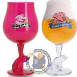 Rince Cochon DUO Glass - Glasses -