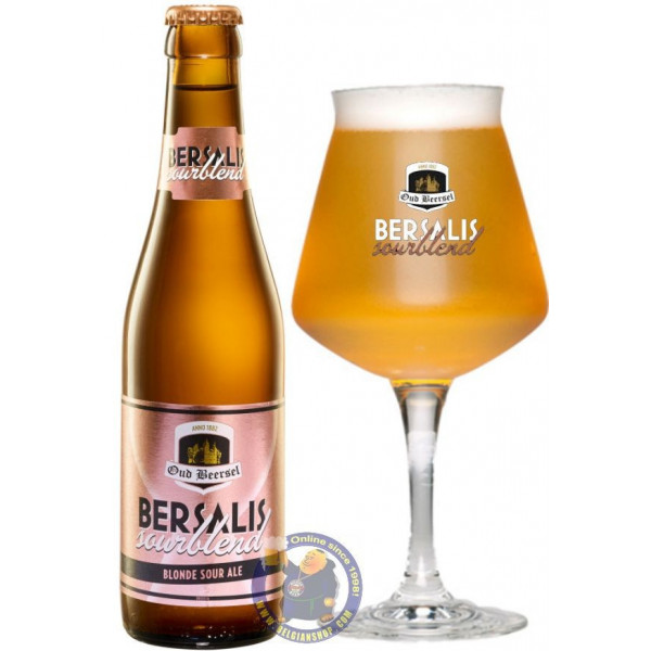 Buy-Achat-Purchase - Bersalis Sourblend 6° - 1/3L - Special beers -