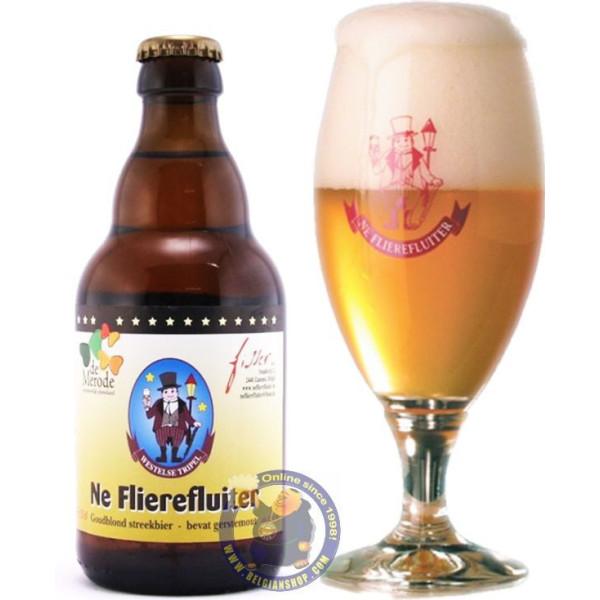 Buy-Achat-Purchase - Ne Flierefluiter Tripel 8.5° -1/3L - Special beers -