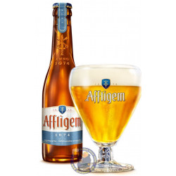 Buy-Achat-Purchase - Affligem 1074 6.8° - 30cl - Abbey beers -