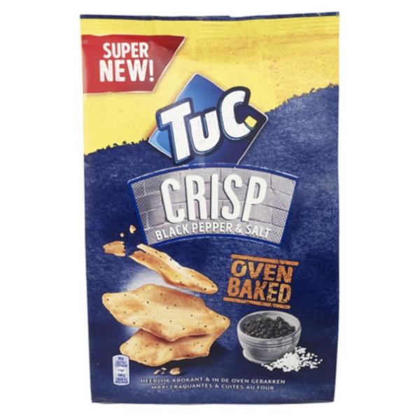 LU -TUC Crisp salt&black pepper 100g - Chips - LU