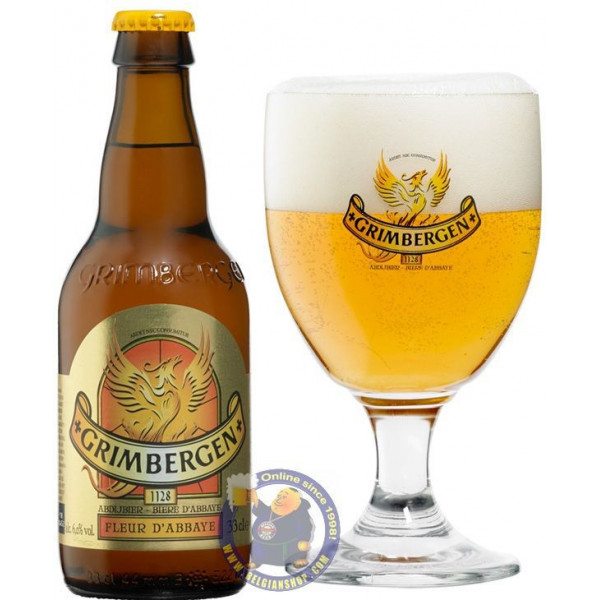Buy-Achat-Purchase - Grimbergen Fleur d'Abbaye 6° - 1/3L - Abbey beers -