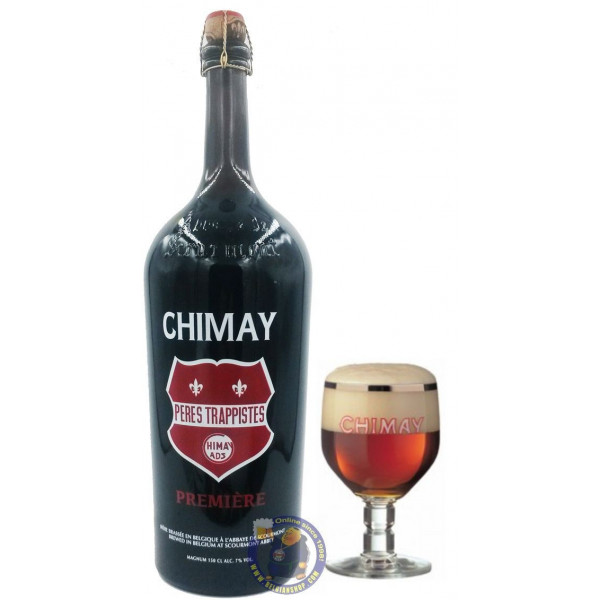 Buy-Achat-Purchase - MAGNUM Chimay Première 7.0° - 1.5L - Trappist beers -