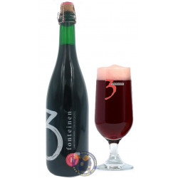 Buy-Achat-Purchase - 3 Fonteinen Hommage 6° - 3/4L - Geuze Lambic Fruits -