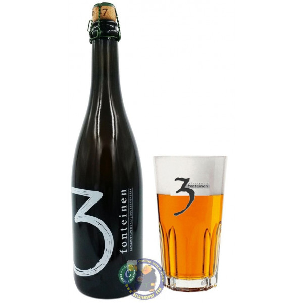 Buy-Achat-Purchase - 3 Fonteinen Cuvée Armand & Gaston 6° - 3/4L - Geuze Lambic Fruits -