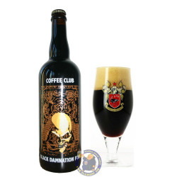 Struise Black Damnation IV - Coffee Club 13° - 3/4L - Special beers -