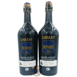 Buy-Achat-Purchase - DUO Chimay Grande Reserve Barrel Aged 2X75cl - Trappist beers -