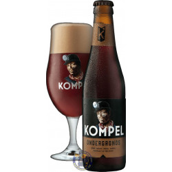 Buy-Achat-Purchase - Kompel Ondergronds 6° - 1/3L - Special beers -