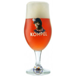 Kompel Glass 33cl - Glasses -