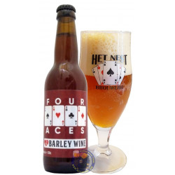 Buy-Achat-Purchase - Het Nest Four Aces Barley Wine 9° -1/3L - Special beers -