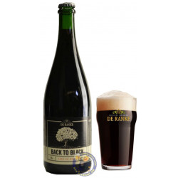 De Ranke Back to Black 9.5° - 3/4L - Special beers -
