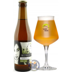 Buy-Achat-Purchase - Sainte Hélène Mistinguett 6.5° - 1/3L - Special beers -