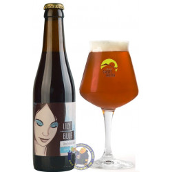 Buy-Achat-Purchase - Sainte Hélène Lily Blue 7.5° - 1/3L - Special beers -