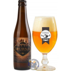 Cazeau Tournay Blonde 6.7° - 1/3L - Special beers -