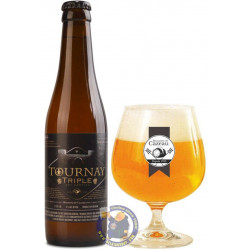 Cazeau Tournay Triple 9.2° - 1/3L - Special beers -