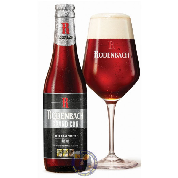 Rodenbach Grand Cru 6.5°-1/3L - Flanders Red -