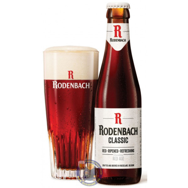 Buy-Achat-Purchase - Rodenbach Classic 5°-1/4L - Flanders Red -