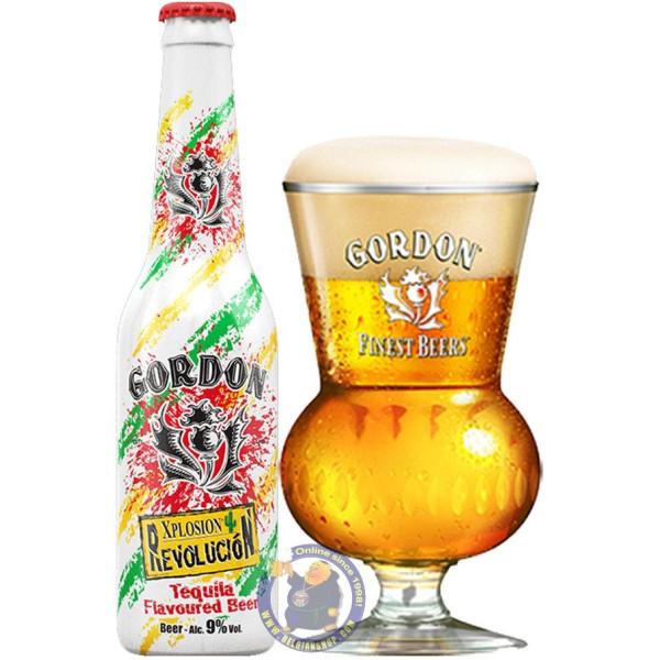 Gordon Xplosion Revolution 9° - 1/3L - Special beers -