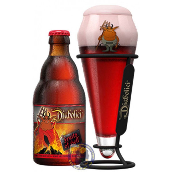 Diabolici Fruits of Hell 8° - 1/3L - Special beers -
