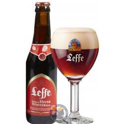 Buy-Achat-Purchase - Leffe Biere d'Hiver - Winter bier 6.6° - 1/3L - Abbey beers -