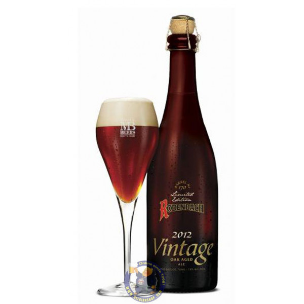 Buy-Achat-Purchase - Rodenbach Vintage 2012 - 37,5cl - Flanders Red -