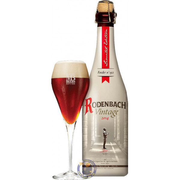 Buy-Achat-Purchase - Rodenbach Vintage 2014 7° -3/4L - Flanders Red -
