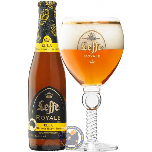 Leffe Royale Ella 7.5° - 1/3L - Abbey beers -