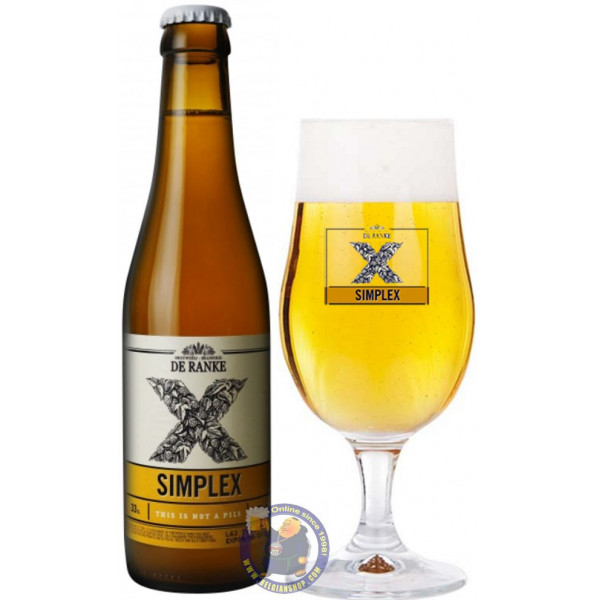 De Ranke Simplex 4.5° - 1/3L - Special beers -