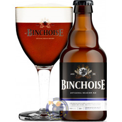Buy-Achat-Purchase - Binchoise Brune 8.2°-1/3L - Special beers -