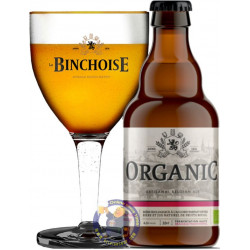 Buy-Achat-Purchase - Binchoise Organic' Bio Triple 8.5° - 1/3L - Special beers -