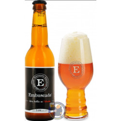 Buy-Achat-Purchase - Binchoise Embuscade 5.8° - 1/3L - Special beers -