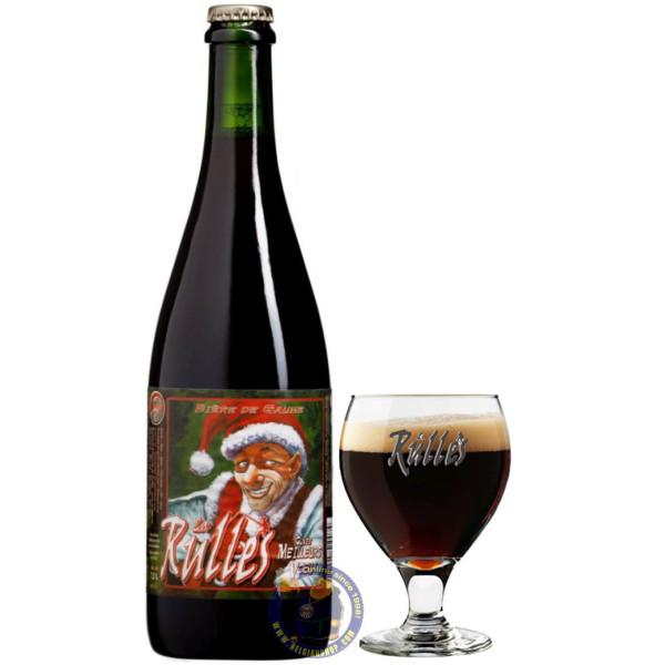 La Rulles Cuvée Meilleurs Voeux 7.3° - 3/4L - Christmas Beers -