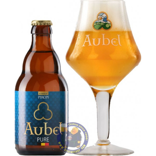 Buy-Achat-Purchase - Aubel Pure 5° - 1/3L - Season beers -