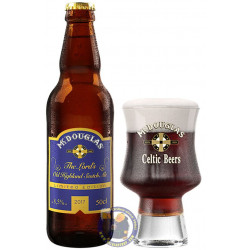 Buy-Achat-Purchase - Mc Douglas The Lord's Old Highland Scotch Ale - Special beers -