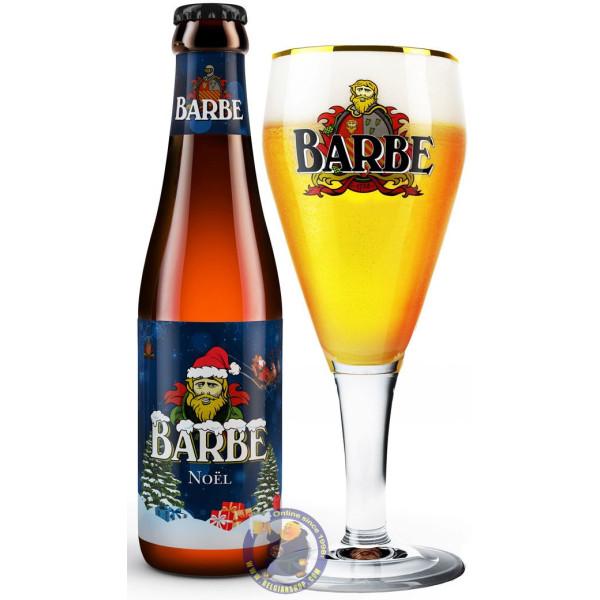 Verhaeghe Barbe Noël 10° - 1/3L - Christmas Beers -