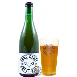 Buy-Achat-Purchase - Lambiek Fabriek Brett-Elle Oude Geuze 5.5° - 3/4L - Geuze Lambic Fruits -